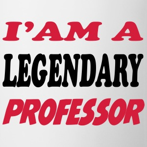 I'am a legendary professor T-shirts - Mugg