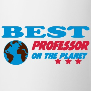 Best professor on the planet T-shirts - Mugg