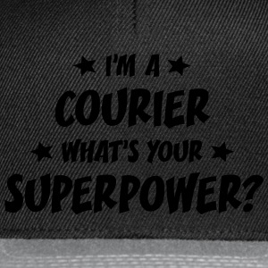 im a countertenor whats your superpower t-shirt - Snapback Cap