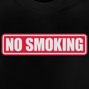 no smoking Pullover & Hoodies - Baby T-Shirt