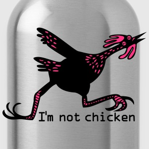 Huhn - Trinkflasche