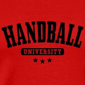 handball university Tank Tops - Men's Premium T-Shirt