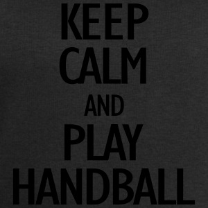 keep calm and play handball Langarmede T-skjorter - Sweatshirts for menn fra Stanley & Stella