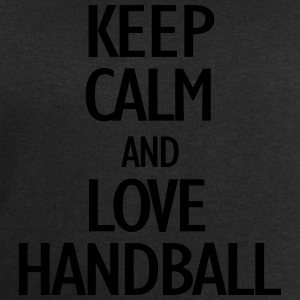 keep calm and love handball Skjorter - Sweatshirts for menn fra Stanley & Stella