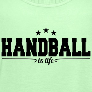handball is life 4 T-Shirts - Frauen Tank Top von Bella