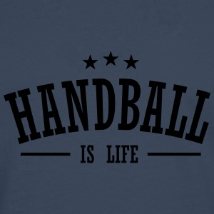 handball is life 3 Shirts - Men's Premium Longsleeve Shirt