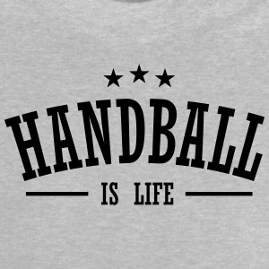 handball is life 3 Shirts - Baby T-Shirt