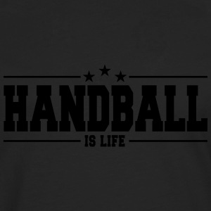 handball is life 1 T-Shirts - Men's Premium Longsleeve Shirt
