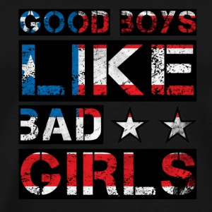 Bad Girls - Männer Premium T-Shirt