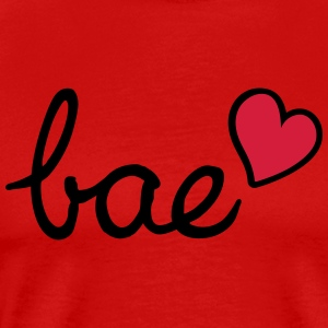 My lovely bae ❤ ❤ ❤ - Men's Premium T-Shirt