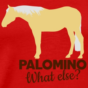 Palomino - What else? Manches longues - T-shirt Premium Homme