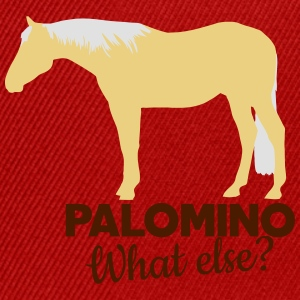Palomino - What else? Camisetas - Gorra Snapback
