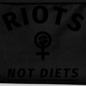 Riots not Diets T-Shirts - Kids' Backpack