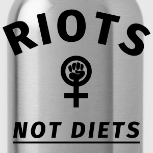 Riots not Diets T-shirts - Drinkfles