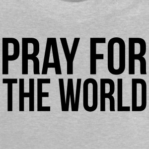 PRAY FOR THE WORLD (PRAY FOR THE WORLD) Long Sleeve Shirts - Baby T-Shirt