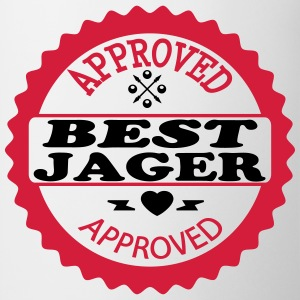 Approved best jager T-shirts - Mok