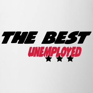 The best unemployed  Aprons - Mug