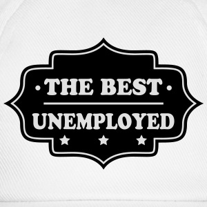 The best unemployed  Aprons - Baseball Cap