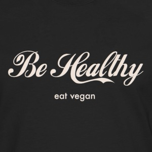 Be Healthy (grey) T-Shirts - Männer Premium Langarmshirt