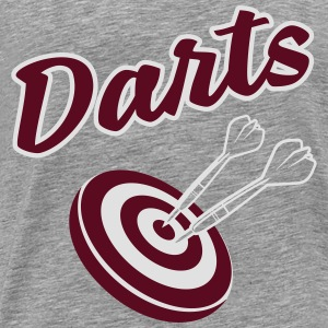 Darts Tops - Men's Premium T-Shirt