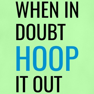 Hoop It Out! {Lime Green} - Baby T-Shirt