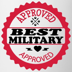 Approved best military T-shirts - Kop/krus