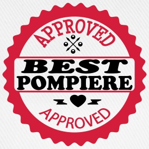 Approved best pompiere Tee shirts - Casquette classique