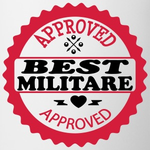 Approved best militare Tee shirts - Tasse