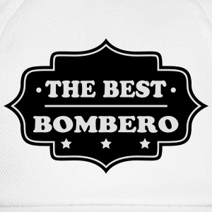The best bombero Magliette - Cappello con visiera