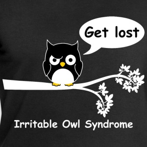 Irritable owl syndrome 4 T-Shirts - Men's Sweatshirt by Stanley & Stella