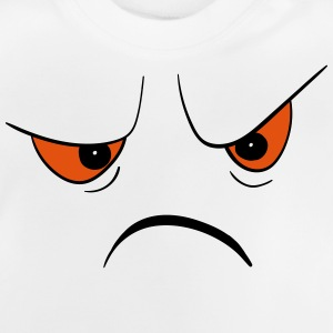 Angry Face T-Shirts - Baby T-Shirt