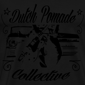 Dutch pomade collective Sweaters - Mannen Premium T-shirt