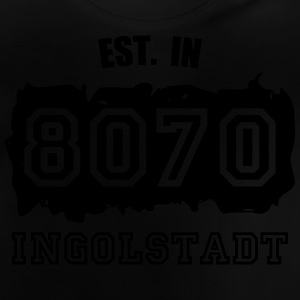 Established 8070 Ingolstadt Langarmshirts - Baby T-Shirt