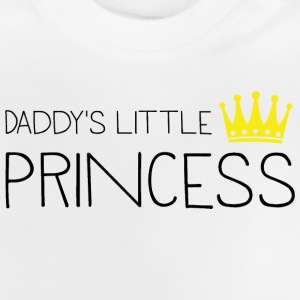 Daddy's little Princess Hoodies - Baby T-Shirt