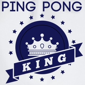 ping pong king Magliette - Sacca sportiva