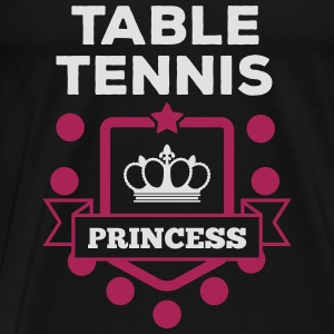 table tennis princess Débardeurs - T-shirt Premium Homme