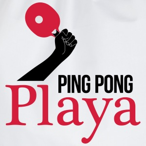 ping pong player T-shirts - Gymtas