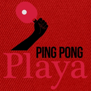 ping pong player T-Shirts - Snapback Cap