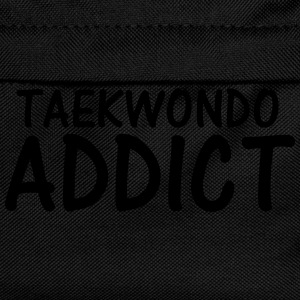 taekwondo addict T-Shirts - Kids' Backpack