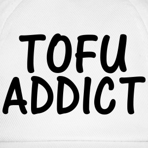 tofu addict T-Shirts - Baseball Cap
