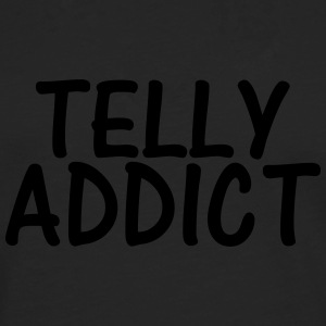 telly addict T-Shirts - Men's Premium Longsleeve Shirt