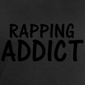 rapping addict T-Shirts - Men's Sweatshirt by Stanley & Stella