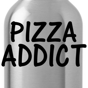 pizza addict T-Shirts - Water Bottle