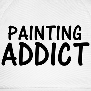 painting addict T-Shirts - Baseball Cap