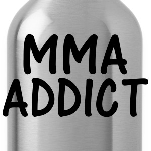 mma addict T-Shirts - Water Bottle