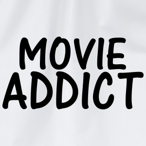 movie addict T-Shirts - Drawstring Bag