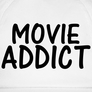 movie addict T-Shirts - Baseball Cap