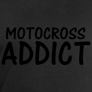 motocross addict T-Shirts - Men's Sweatshirt by Stanley & Stella
