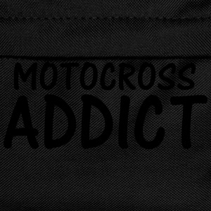 motocross addict T-Shirts - Kids' Backpack