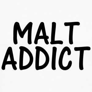 malt addict T-Shirts - Men's Premium Longsleeve Shirt